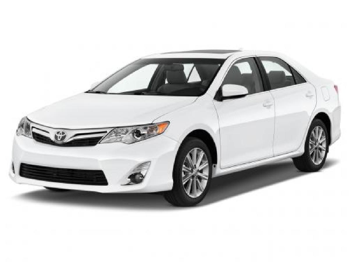 Toyota, Camry, 2014