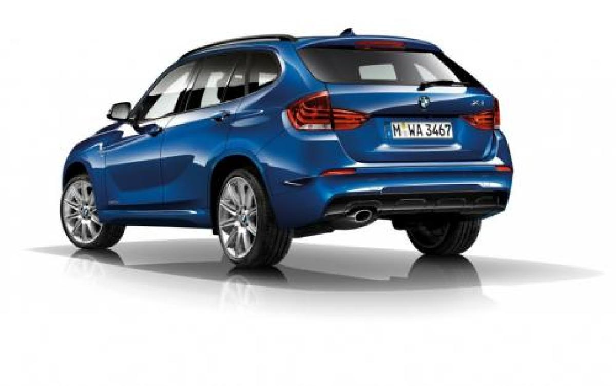 BMW, X1, 2014