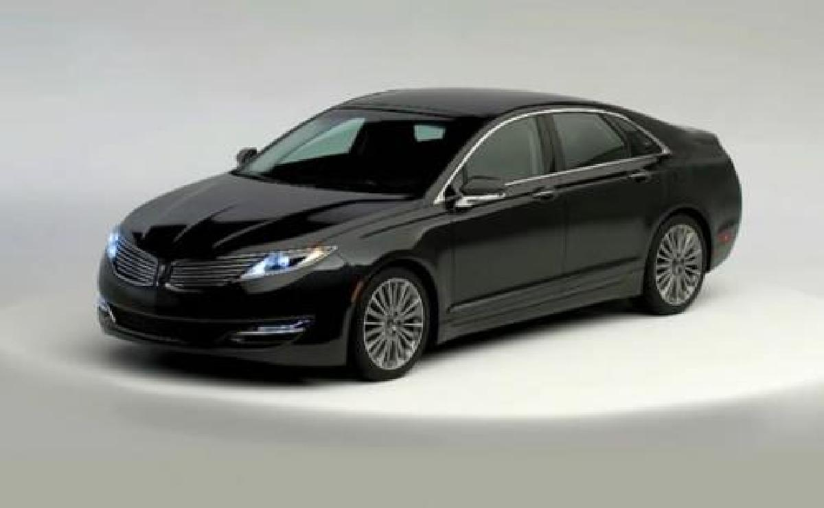 Lincoln, MKZ, 2014
