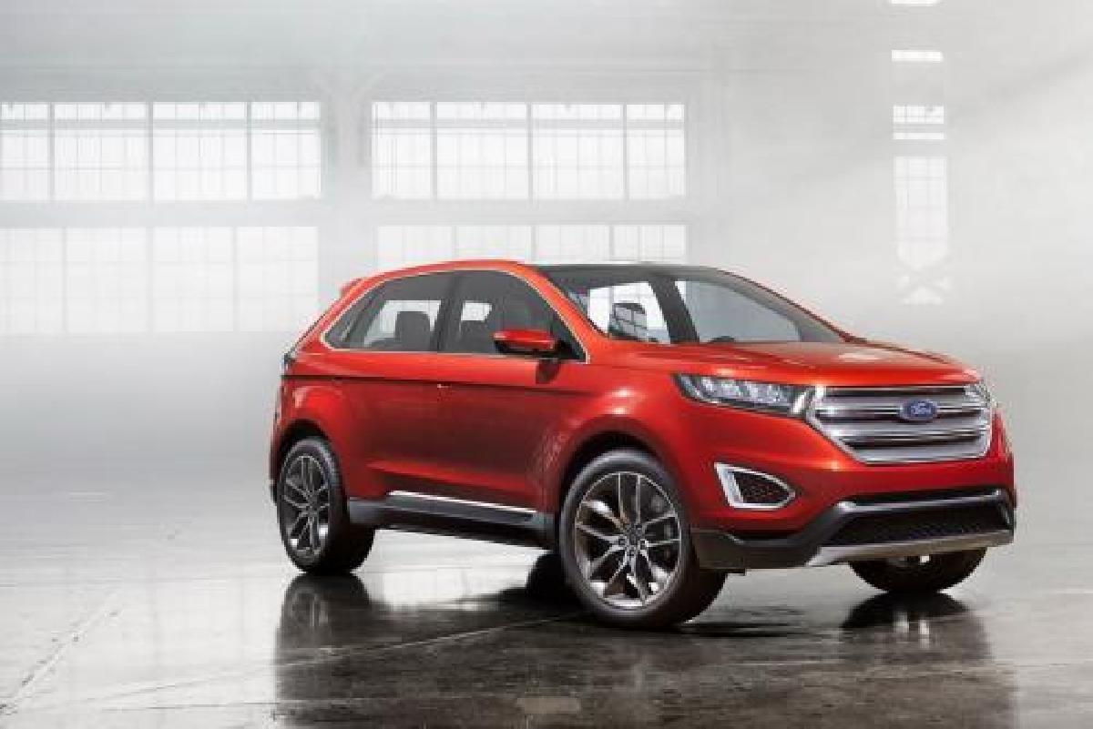 Ford Edge 2014 : de l'excès à bon prix