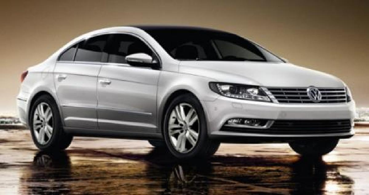 Volkswagen CC 2014 : Une Audi déguisée