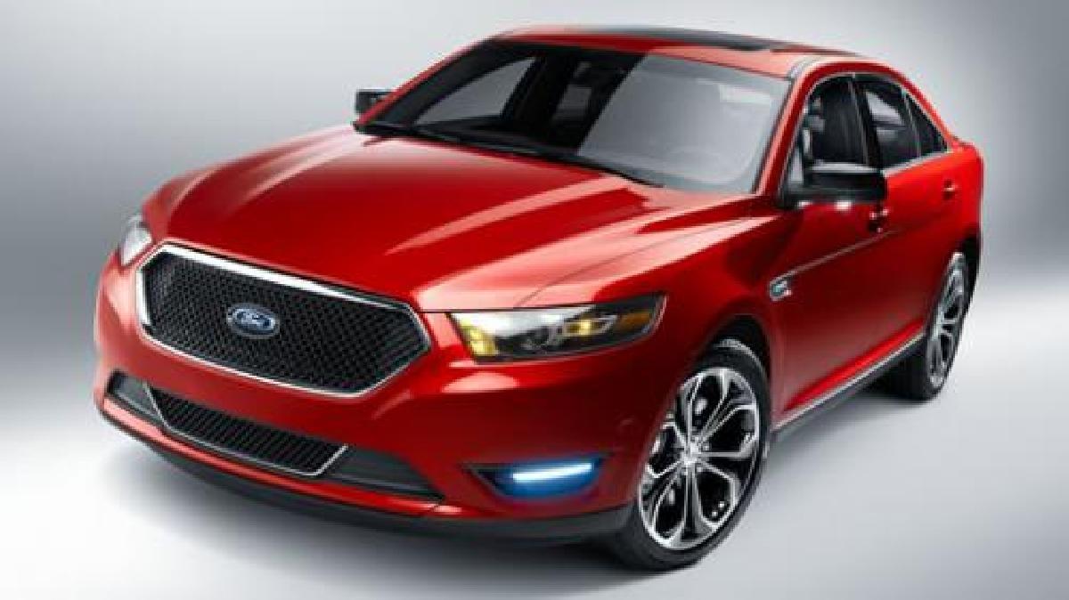 Ford, Taurus, 2014