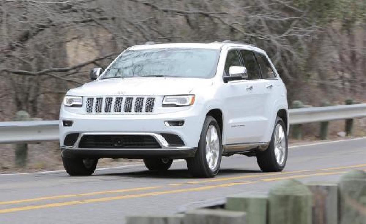 Jeep, Grand Cherokee, 2014, SRT-8