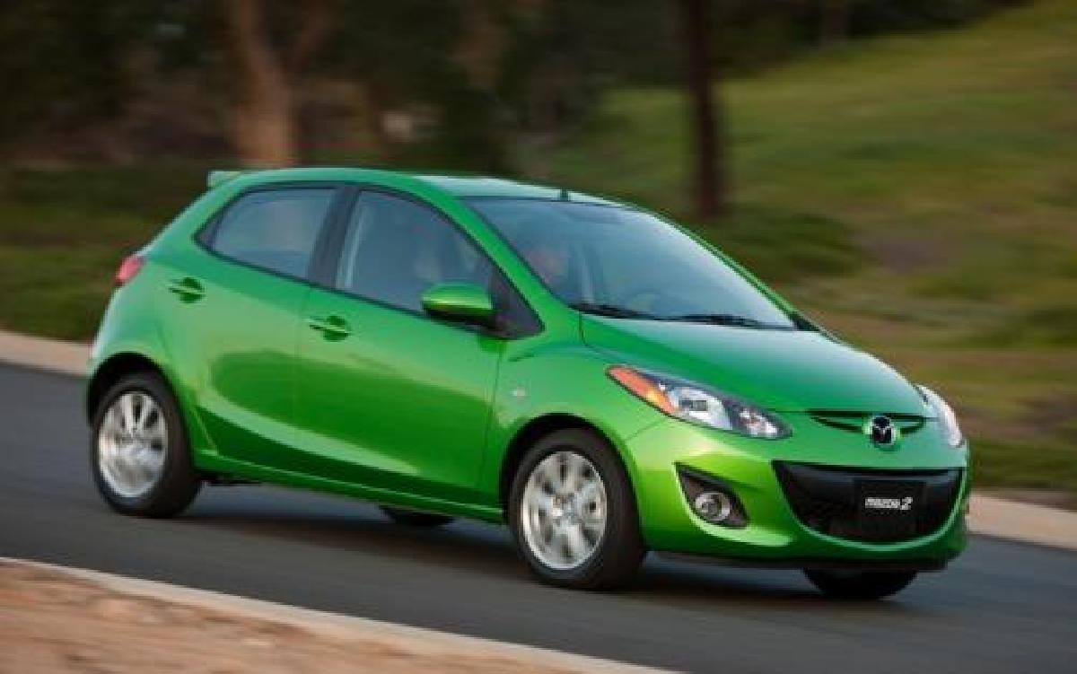 Mazda, 2, 2014