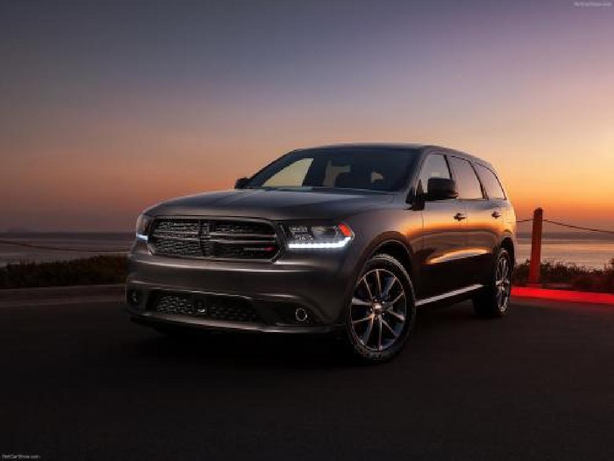 Dodge Durango 2014: le bélier s'enfonce