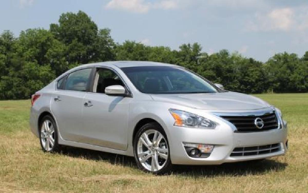 Nissan Altima 2014 : parfaite et imparfaite