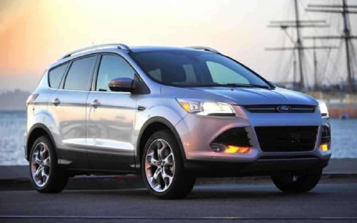 Ford, Escape, 2014