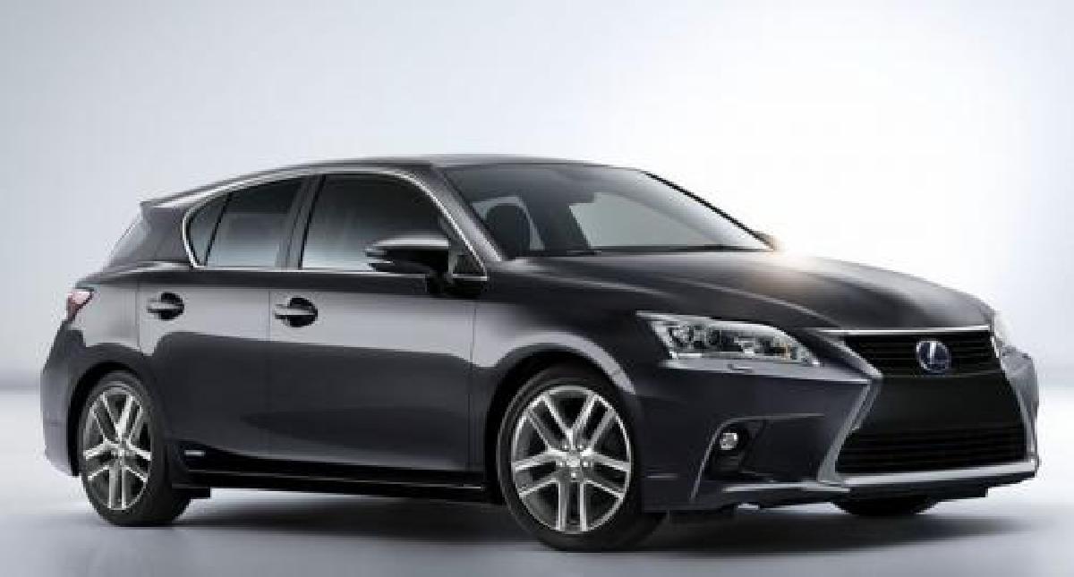 Lexus CT 2014 : Une Prius de luxe