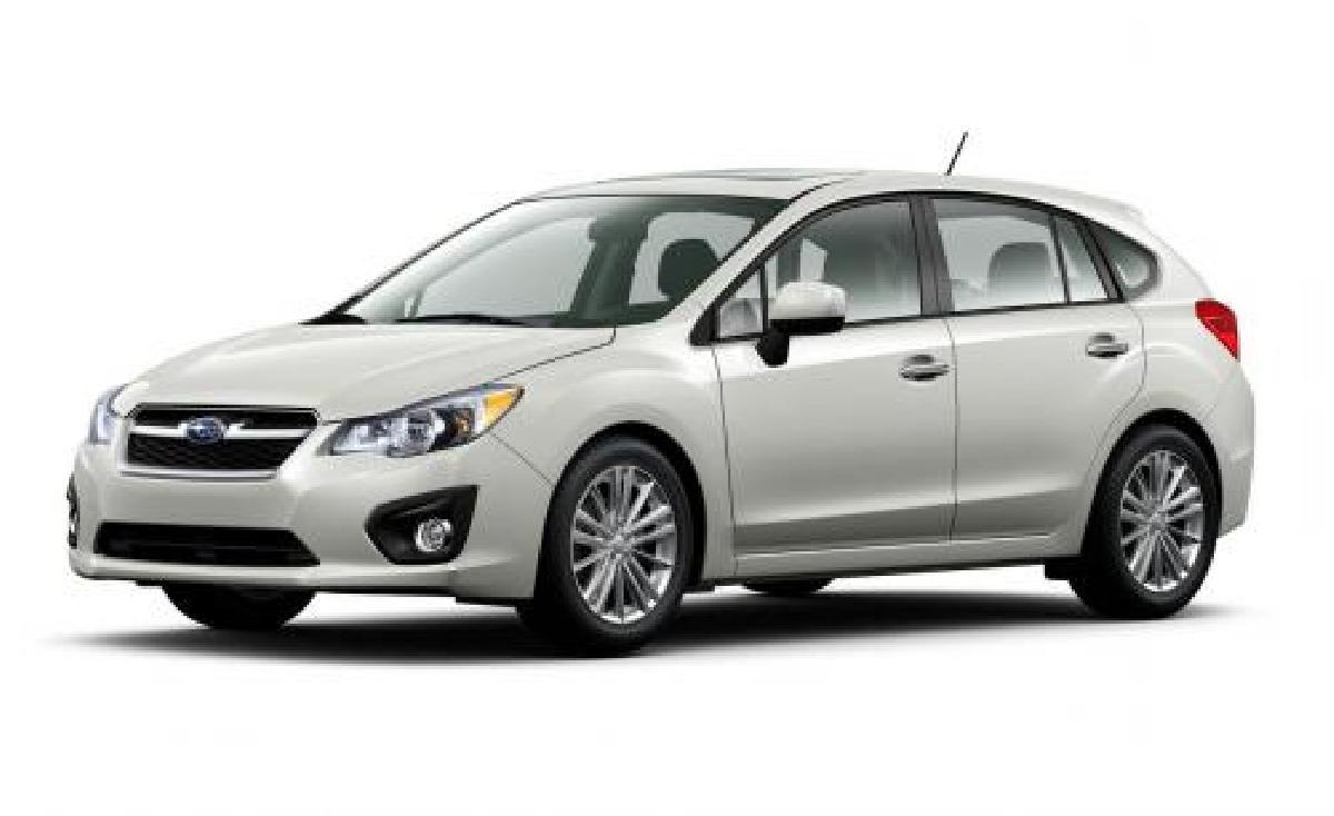 Subaru Impreza 2014 : le nom sans la légende