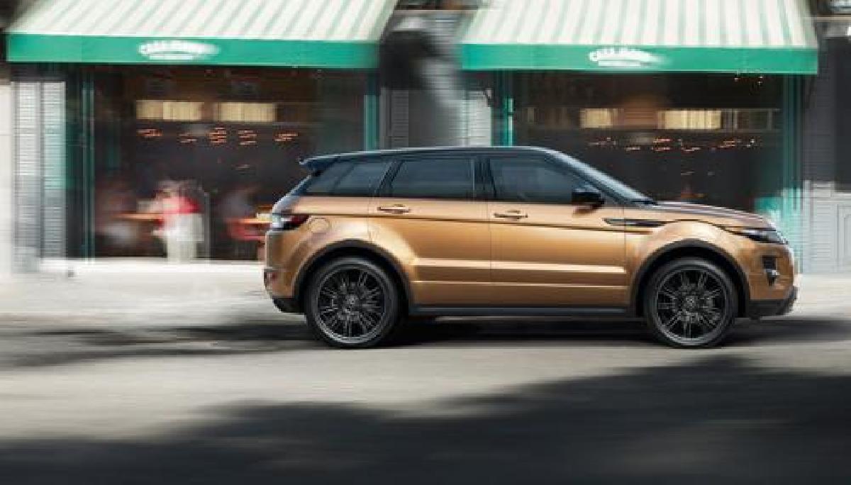 Range Rover Evoque 2014 : la formule secrète