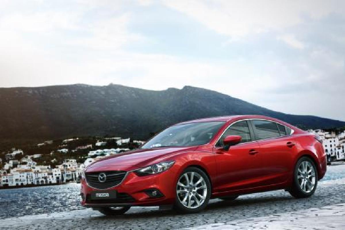 Mazda, Mazda6, 6, 2014