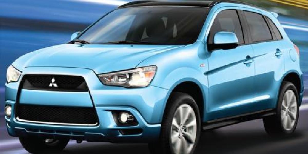 Mitsubishi, RVR, 2014