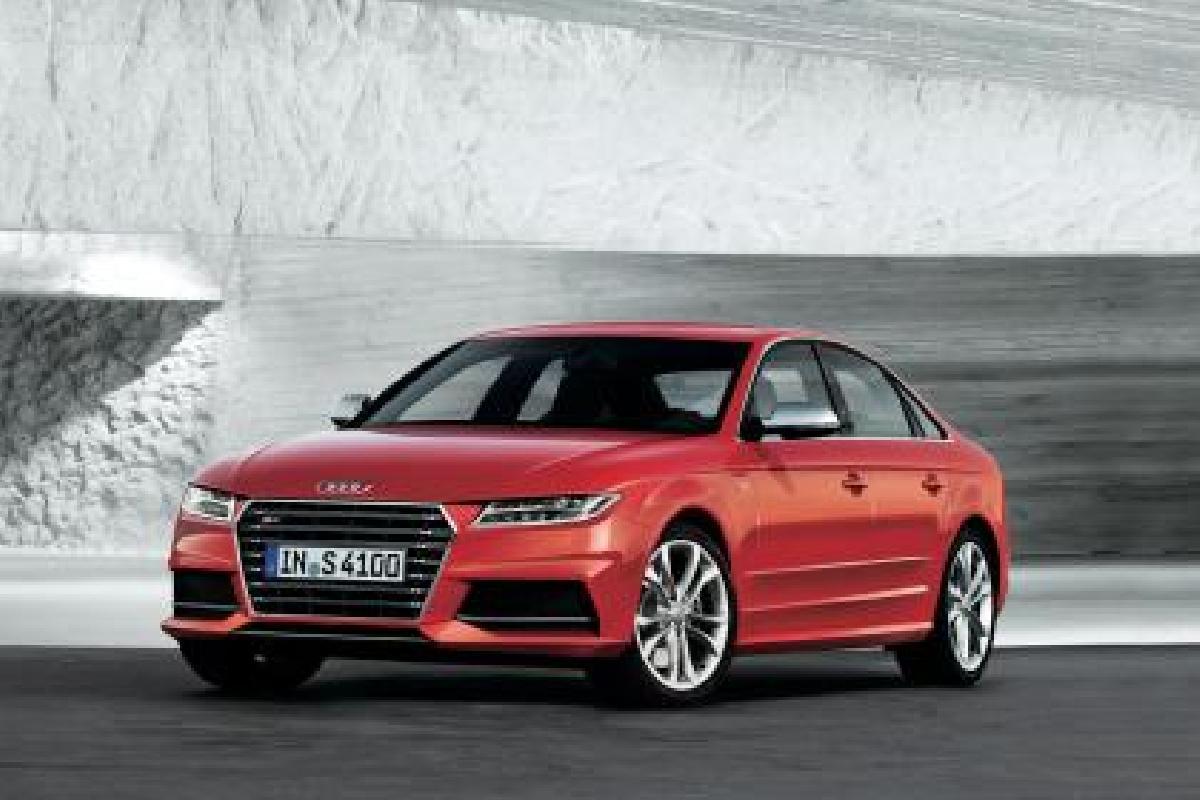 Audi, A4, 2014