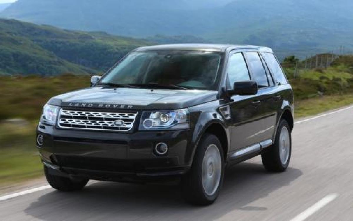 Land Rover LR2 2014 : en voie d'amélioration