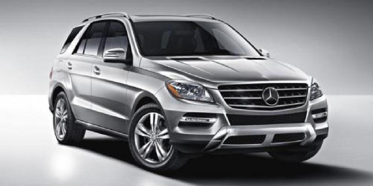 Mercedes:Benz Classe M 2014 : pour les petits comme les grands excès