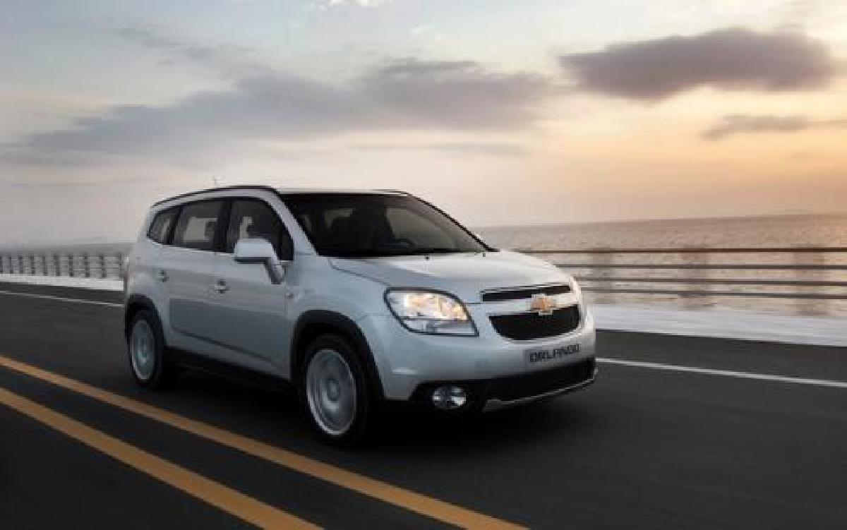 Chevrolet Orlando 2014 : pour faire changement
