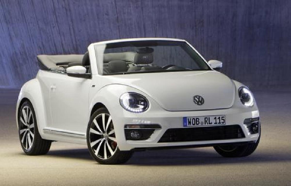 Volkswagen, Beetle, 2014