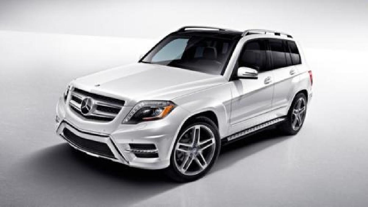 Mercedes:Benz Classe GLK 2014 : beaucoup de possibilités