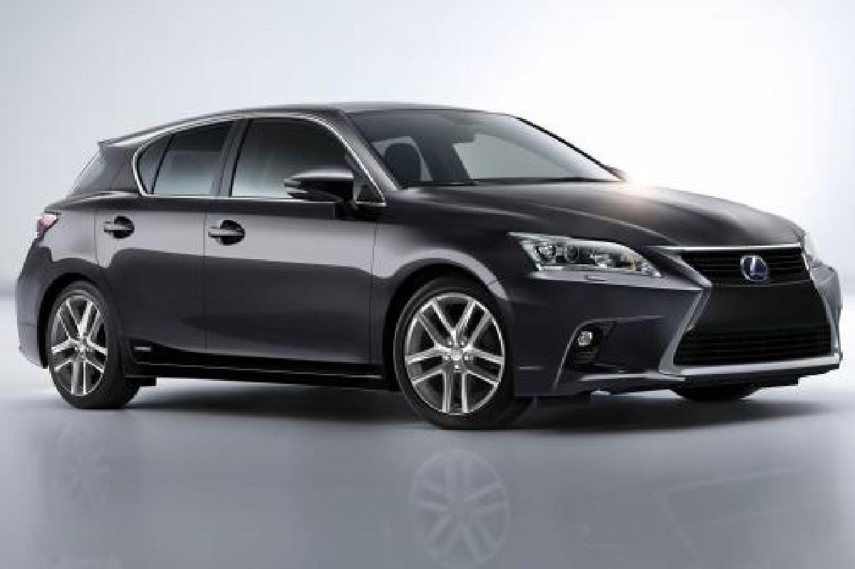 Lexus CT 2014 : Sauver l'environnement en tout confort