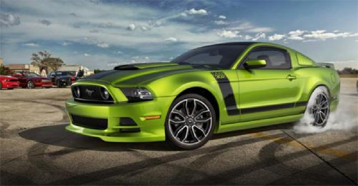 Ford, Mustang, Boss, 302, 2013, 2012