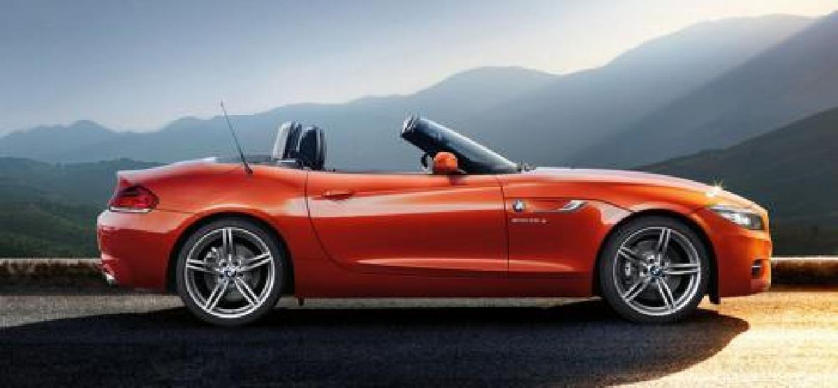 BMW, Z4, 2014