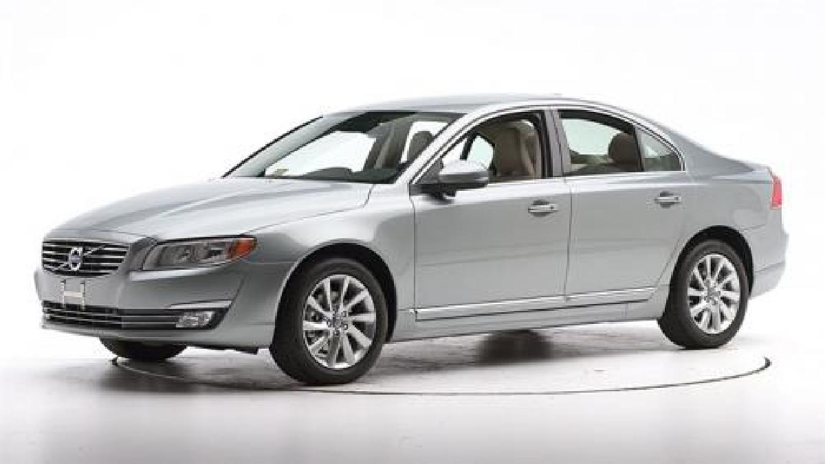 Volvo S80 2014 : Quand les grands esprits s'expriment