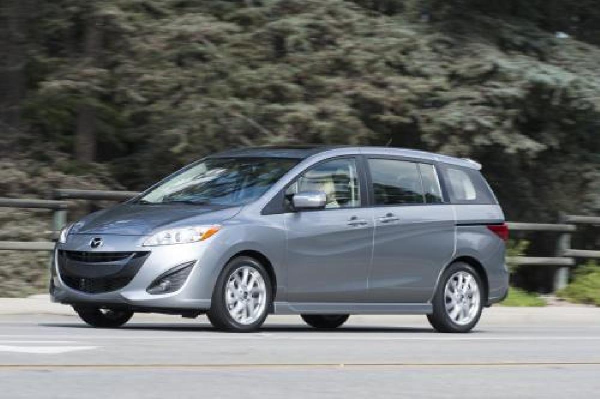 Mazda5 2014 : Quand l'excellence l'emporte sur le style
