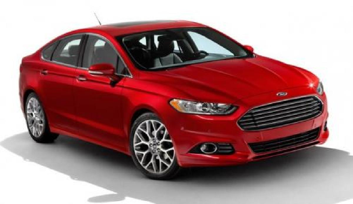 Ford, Fusion, 2014