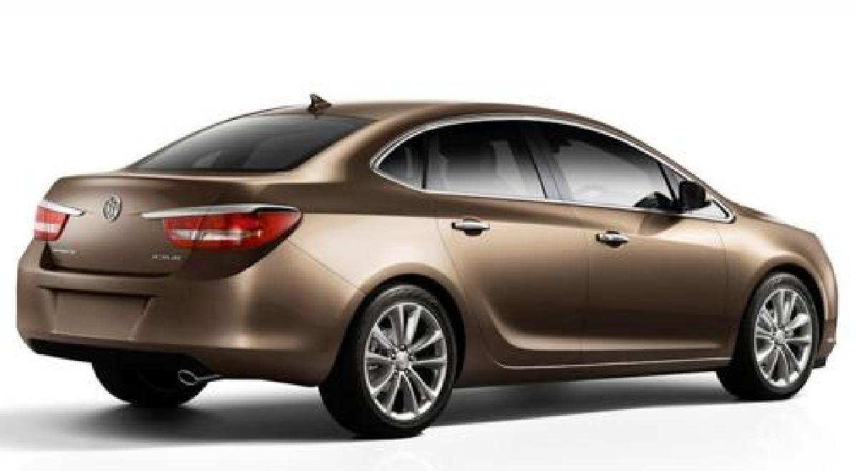 Buick Verano 2014 : au:delà de la marque