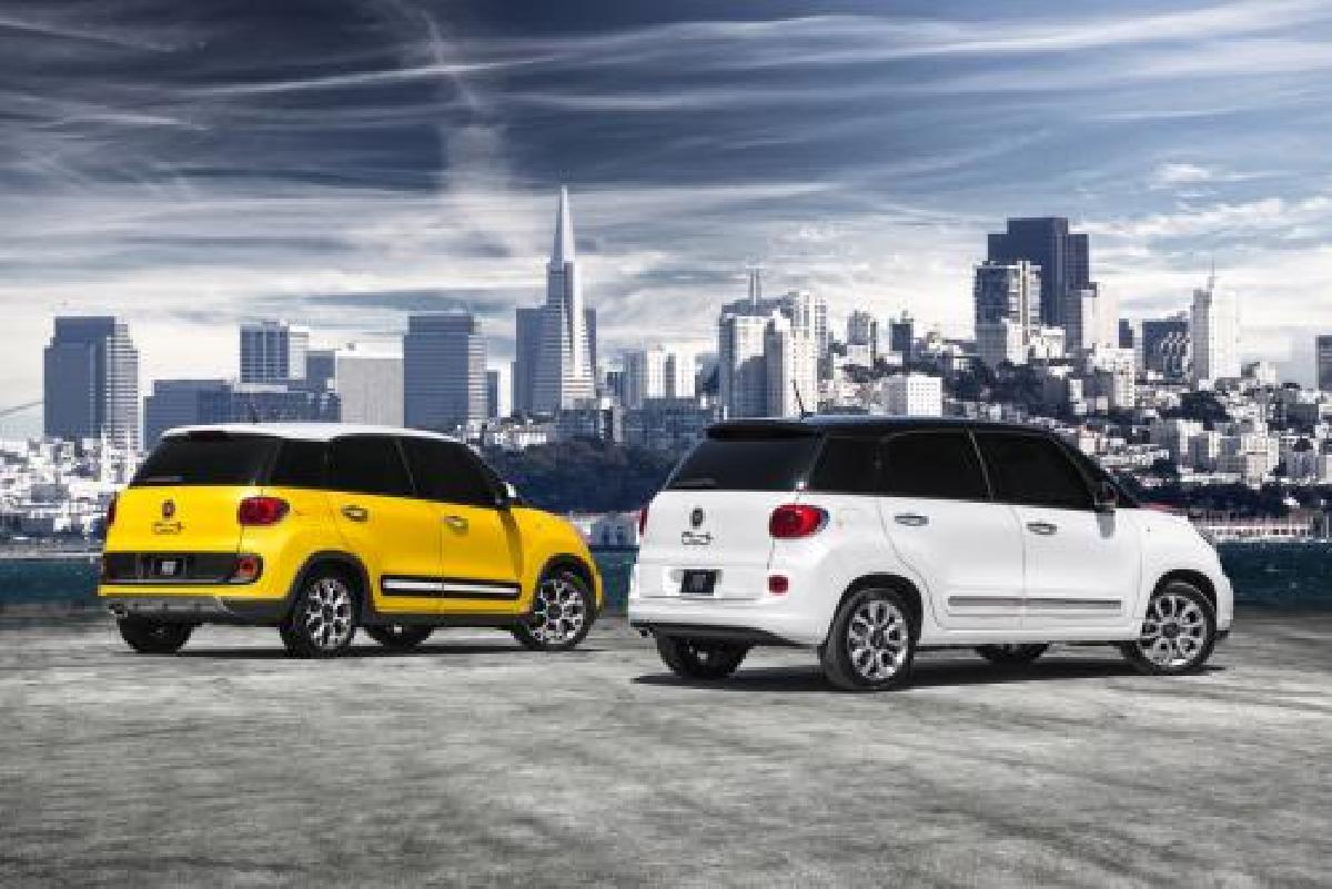 Fiat 500 L 2014 : pour les grandes aventures