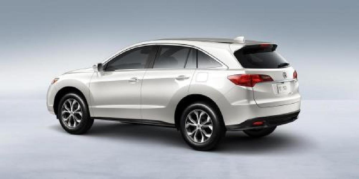 Acura RDX 2014 : À juste titre