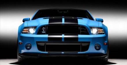 Shelby GT500 2014 : l�gende du pass�, du pr�sent et du futur