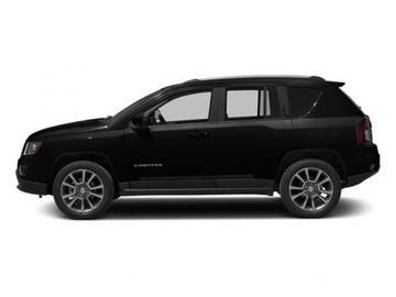 Jeep Compass 2014 : le deuxi�me cadet