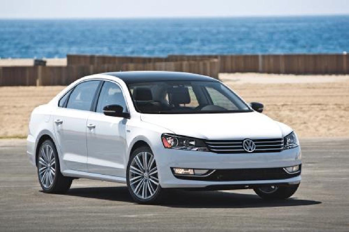 Volkswagen, Passat, 2014