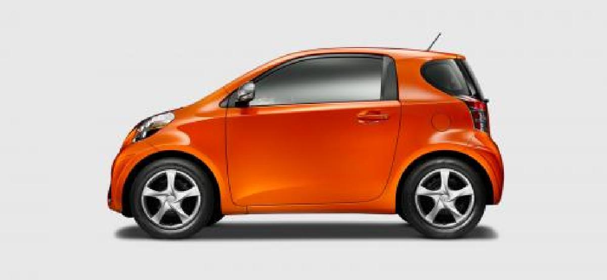 Scion, iQ, 2014