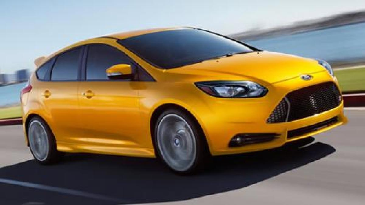 Ford, Focus, ST, 2014