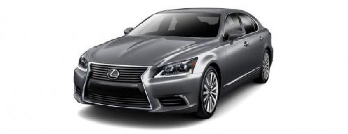 Lexus LS 2014 : une image vaut mille mots