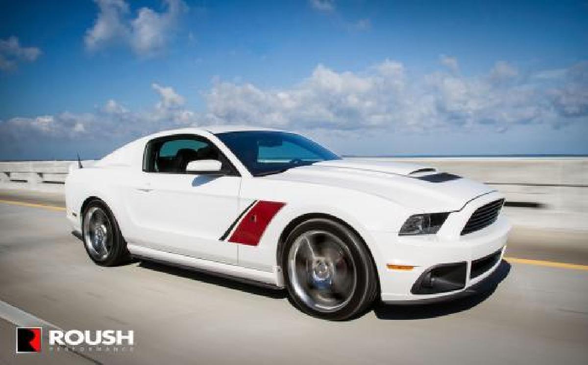 Ford Mustang Roush 2014 : c'est une vraie!
