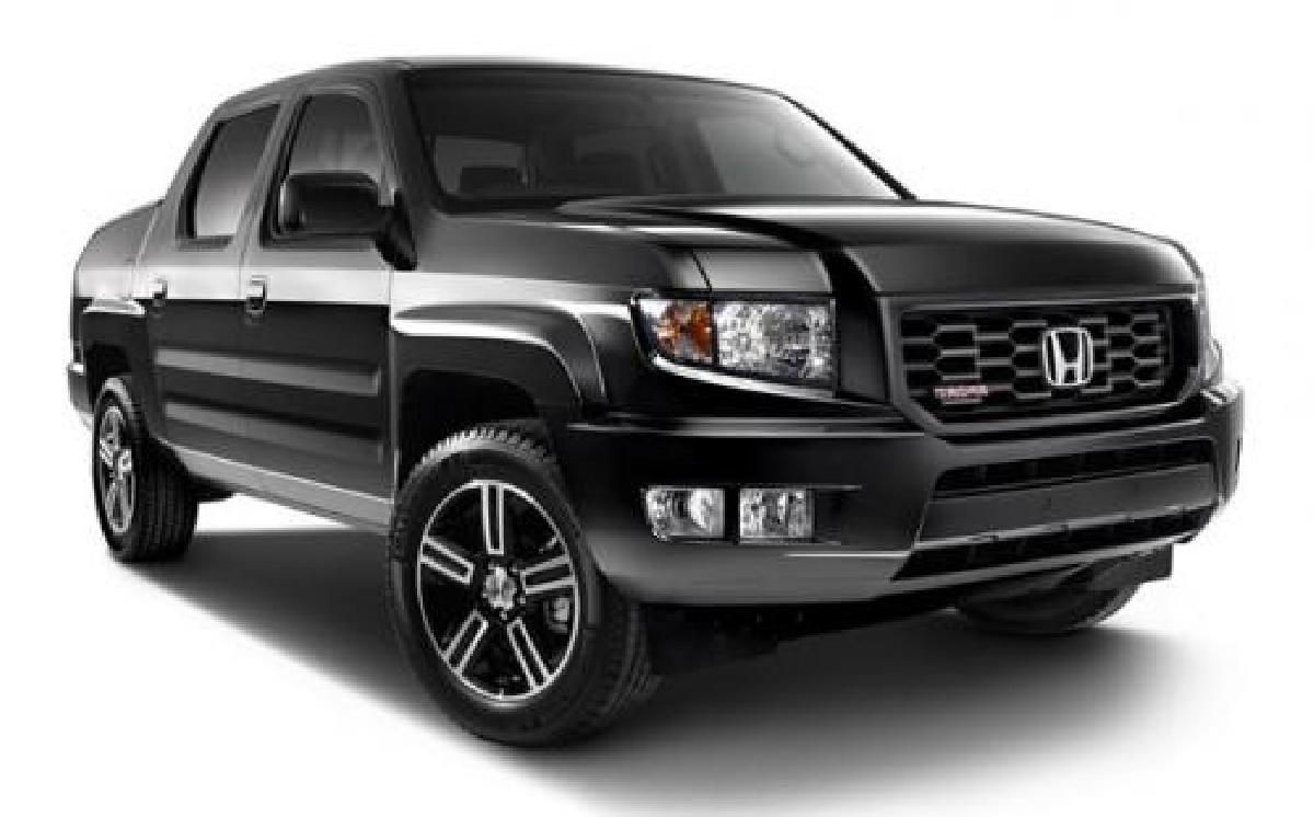Honda Ridgeline 2014 : le camion qui n'en est pas un