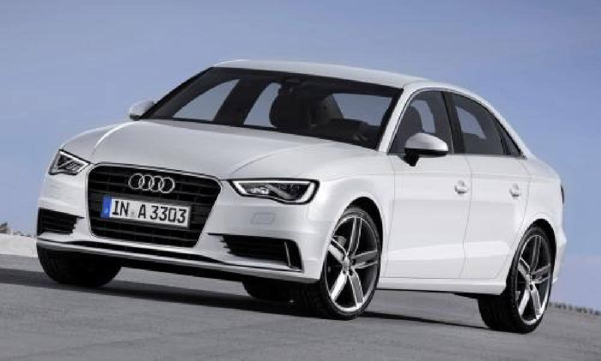 Audi, A3, 2014