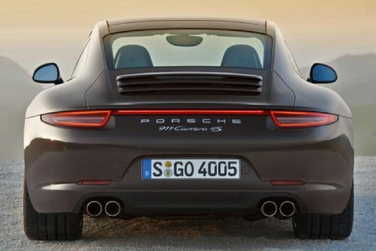 Porsche 911 Carrera 4S 2014 : Une Porsche pour tous les jours et toute l'année