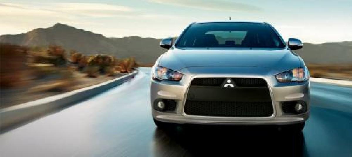 Mitsubishi Lancer 2014 : plaire au plus offrant