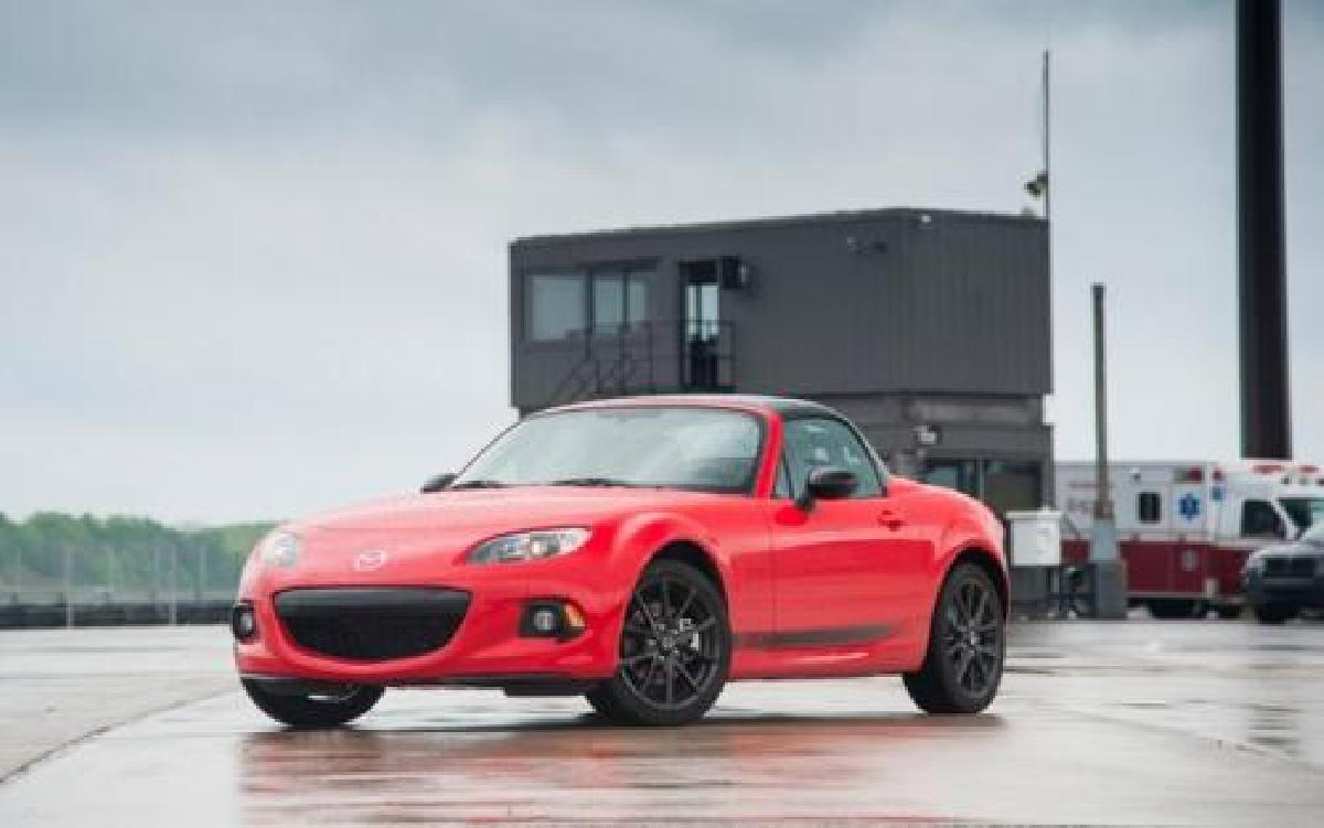 Mazda MX:5 2014 : il faut bien de faire plaisir