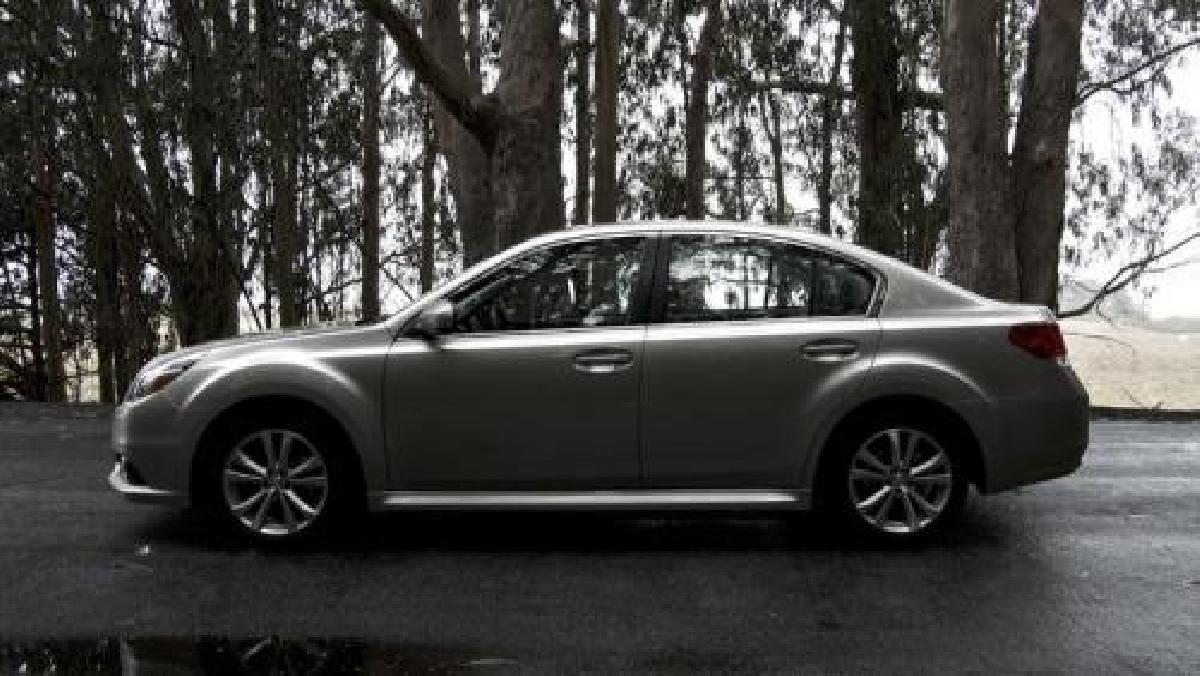 Subaru, Legacy, 2014