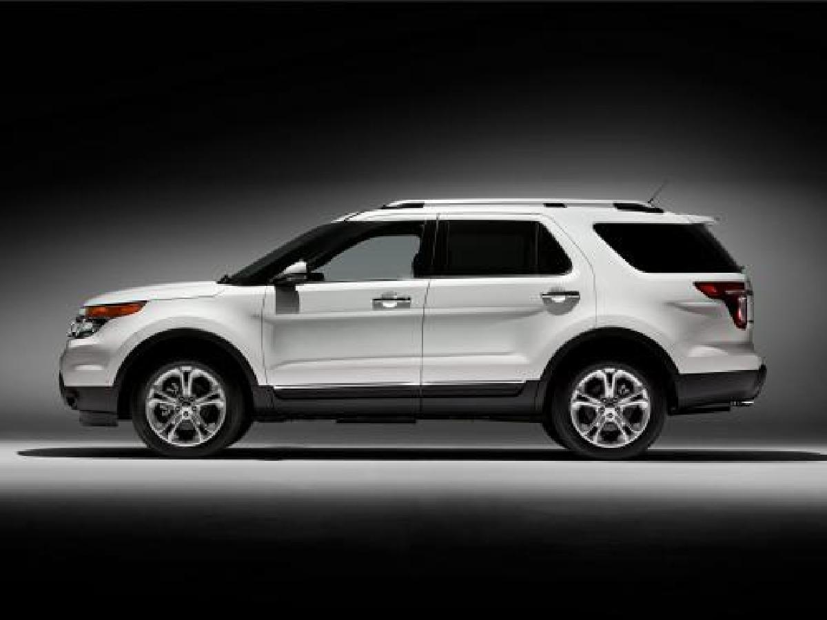 Ford Explorer 2014 : l'équilibre fait la force
