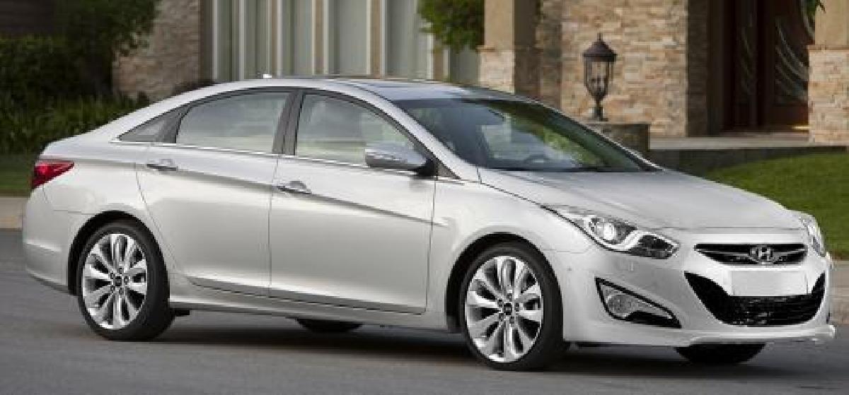 Hyundai Sonata 2014: le couteau suisse sud:coréen