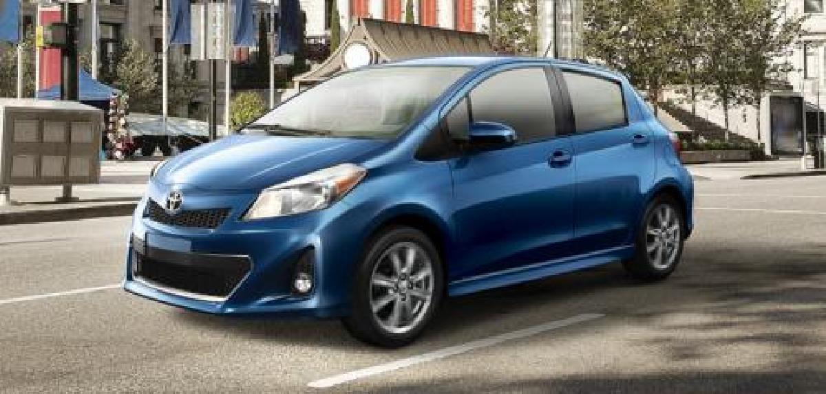Toyota Yaris 2014 : la référence dans le créneau des sous:compactes
