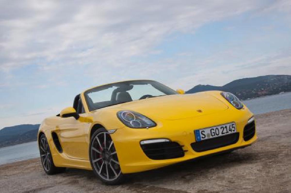 Porsche Boxster 2014 : la Diva