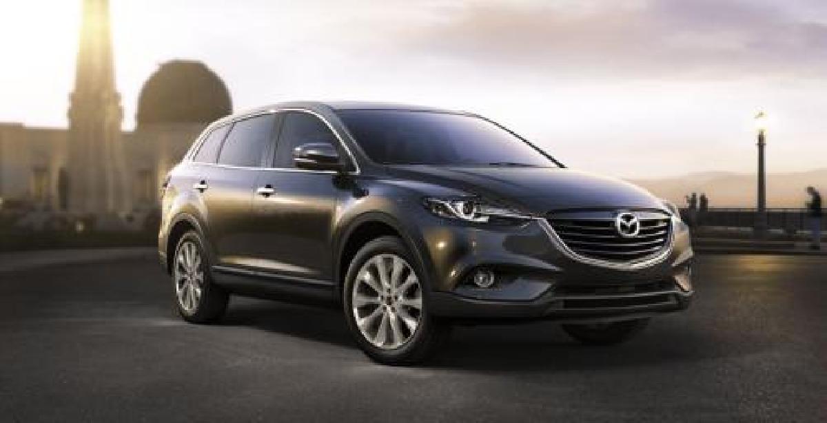 Mazda, CX-9, 2014