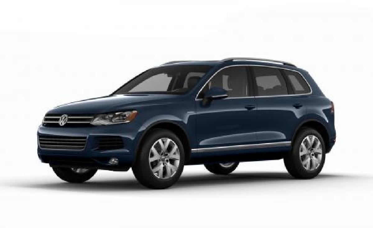 Volkswagen, Touareg, 2014